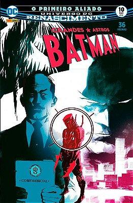 Grandes Astros Batman: Renascimento #10