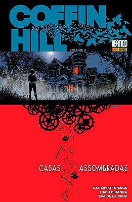 Coffin Hill #3 Casas Assombradas