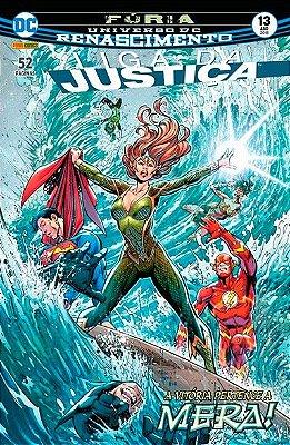 Liga da Justiça: Renascimento #13