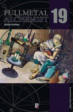 Fullmetal Alchemist ESP. #19