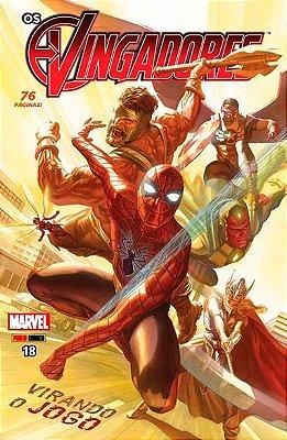 Os Vingadores #18