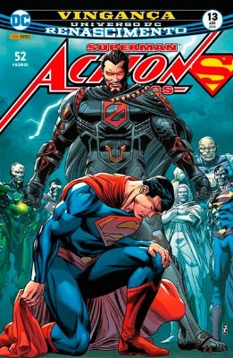 Action Comics: Renascimento #13