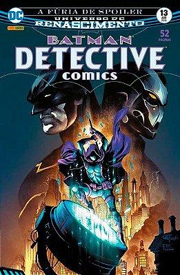 Detective Comics: Renascimento #13