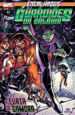Guardiões da Galáxia #17