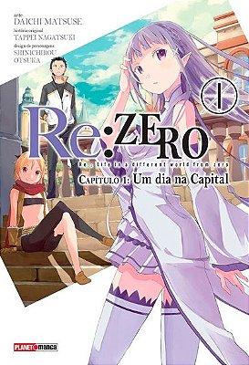 Re: Zero #1