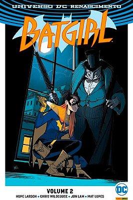 Batgirl: Renascimento #2
