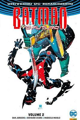 Batman do Futuro: Renascimento #2