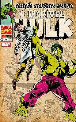 Coleção Histórica Marvel: O Incrível Hulk #1