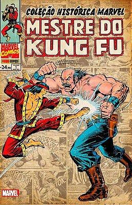 Coleção Histórica Marvel: Mestre do Kung Fu #1