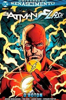 Batman - Flash Renascimento: O Bóton (Capa Variante)