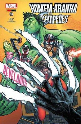 Homem-Aranha & Os Campeões #3