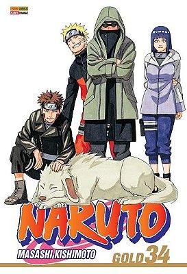 Naruto Gold #34