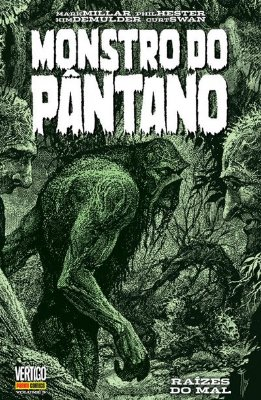 Monstro do Pântano: Raízes do mal #5