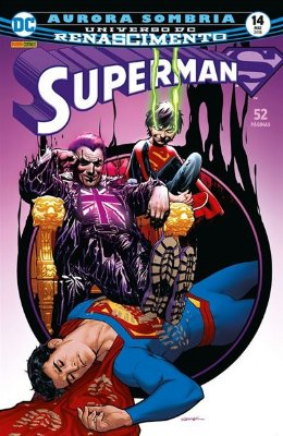 Superman: Renascimento #14