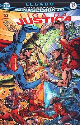 Liga da Justiça: Renascimento #14