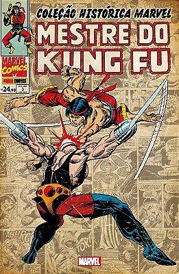 Coleção Histórica Marvel: Mestre do Kung Fu #3