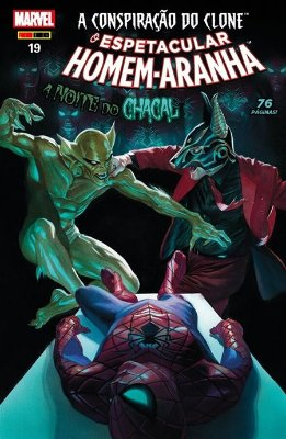 O Espetacular Homem-Aranha #19