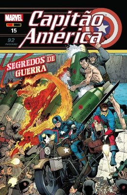 Capitão América #15