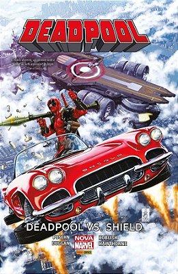 Deadpool: Deadpool Vs. Shield