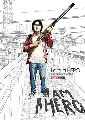 I am a Hero #1