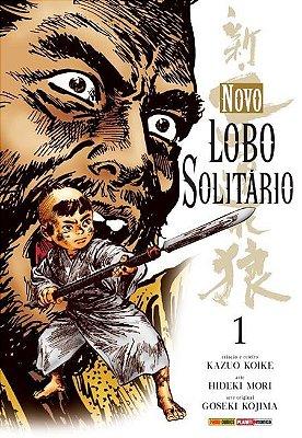Novo Lobo Solitário #1