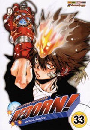 Tutor Hitman Reborn! #33