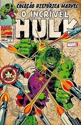 Coleção Histórica Marvel: O Incrível Hulk #2