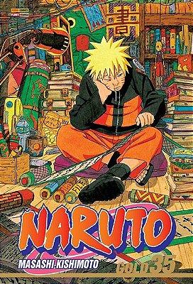 Naruto Gold #35