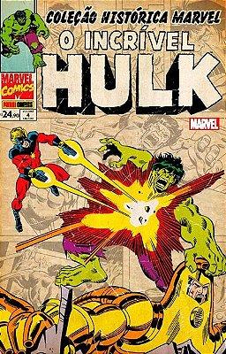 Coleção Histórica Marvel: O Incrível Hulk #4