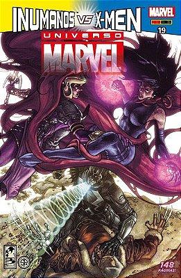 Universo Marvel #19