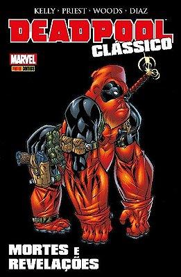 Deadpool Clássico - Edição 8