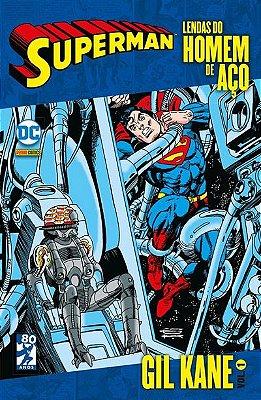Lendas do Homem de Aço: Gil Kane #1