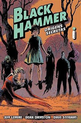Black Hammer. Origens Secretas #1