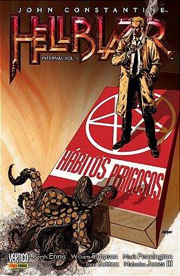 John Constantine, Hellblazer: Infernal #1