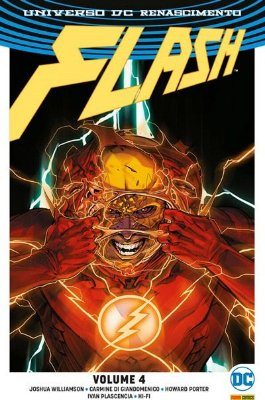 Flash: Renascimento #4