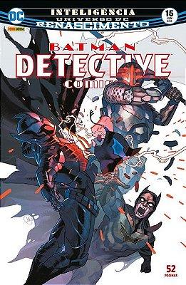 Detective Comics: Renascimento #15