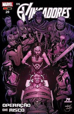 Os Vingadores #20