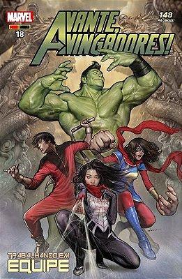 Avante, Vingadores! #18