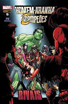Homem-Aranha & Os Campeões #4