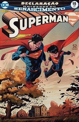 Superman: Renascimento #15