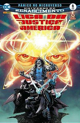 Liga da Justiça da América: Renascimento #6