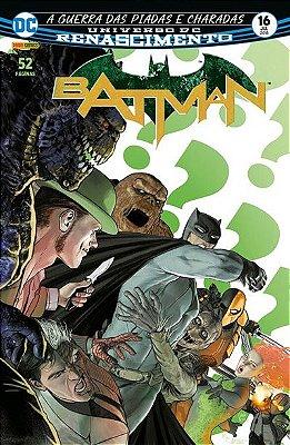 Batman: Renascimento #16
