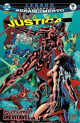 Liga da Justiça: Renascimento #16