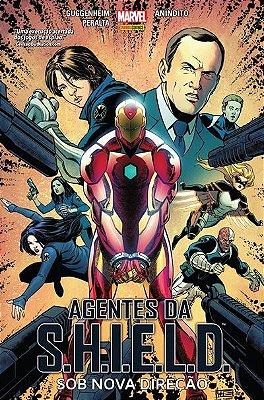 Agentes da Shield: Sob nova direção