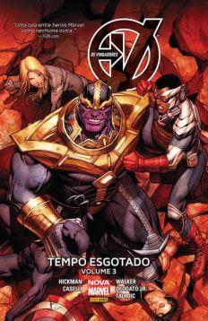 Vingadores: Tempo esgotado #3