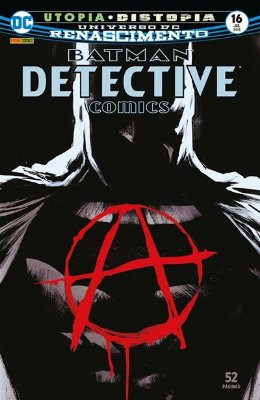 Detective Comics: Renascimento #16