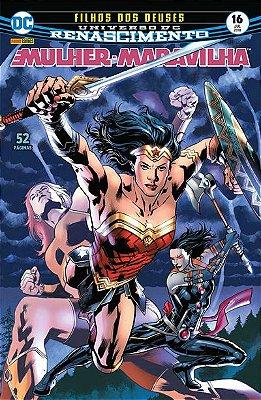 Mulher-Maravilha: Renascimento #16
