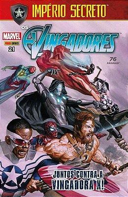 Os Vingadores #21