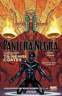 Pantera Negra: Vingadores do novo mundo #1