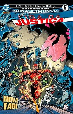 Liga da Justiça: Renascimento #17